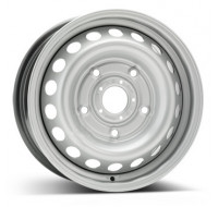 Диски ALST (KFZ) 8337 Ford W6.5 R15 PCD5x160 ET60 DIA65.1 silver