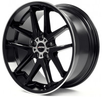 Диски Autec Contest W8.5 R18 PCD5x112 ET25 DIA70.1 black polished