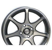 Диски RS Wheels 792 W6.5 R15 PCD5x112 ET40 DIA57.1 RS