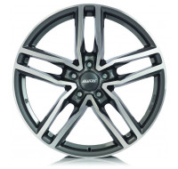 Диски Alutec Ikenu W7.5 R17 PCD5x108 ET52.5 DIA63.4 graphite front polished