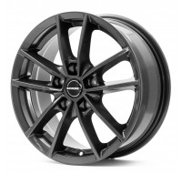 Диски Borbet W W7 R17 PCD5x112 ET40 DIA57.1 mistral anthracite glossy