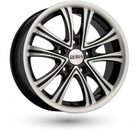 Диски Disla Evolution W6.5 R15 PCD5x114.3 ET35 DIA67.1 Black Diamond