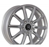 Диски Marcello MR-11 W6.5 R16 PCD5x114.3 ET38 DIA73.1 silver