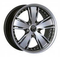 Диски Marcello MR-21 W8.5 R18 PCD5x112 ET35 DIA73.1 AM/MB