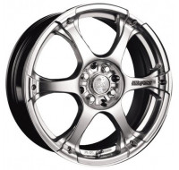 Диски Racing Wheels H-245 W7 R16 PCD5x108/114.3 ET40 DIA73.1 GM/FP