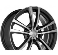 Диски Racing Wheels H-346 W7 R16 PCD5x120 ET40 DIA72.6 GM/FP