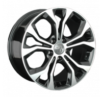Диски Replay BMW (B151) W9 R19 PCD5x120 ET18 DIA72.6 BKF