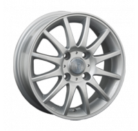 Диски Replay Chevrolet (GN17) W6 R15 PCD4x114.3 ET44 DIA56.6 silver