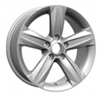 Диски Replay Opel (OPL11) W6 R15 PCD5x105 ET39 DIA56.6 silver