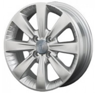 Replay Renault (RN16) W5.5 R14 PCD4x100 ET43 DIA60.1 silver