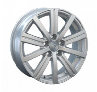 Диски Replay Volkswagen (VV61) W6 R15 PCD5x100 ET40 DIA57.1 silver