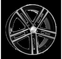 Диски Replay Volkswagen (VV44) W7.5 R17 PCD5x112 ET47 DIA57.1 BKF