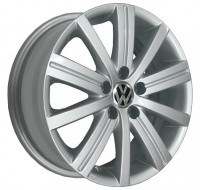 Диски Replay Volkswagen (VV61) W6 R15 PCD5x112 ET43 DIA57.1 silver