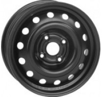 Диски Steel Ford W5.5 R14 PCD4x108 ET37.5 DIA63.4 black