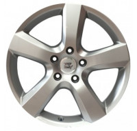 Диски WSP Italy Volkswagen (W451) Dhaka W9 R20 PCD5x120 ET60 DIA65.1 silver