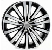 Диски WSP Italy Volkswagen (W462) Altair W7.5 R17 PCD5x112 ET47 DIA57.1 gloss black polished