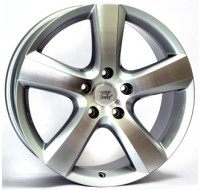 Диски WSP Italy Volkswagen (W451) Dhaka W9 R20 PCD5x120 ET60 DIA65.1 silver polished