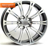 Диски WSP Italy BMW (W670) M3 Luxor W8 R18 PCD5x120 ET15 DIA74.1 anthracite polished