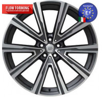 Диски WSP Italy BMW (W686) Fire W9.5 R22 PCD5x112 ET37 DIA66.6 matt gun metal polished