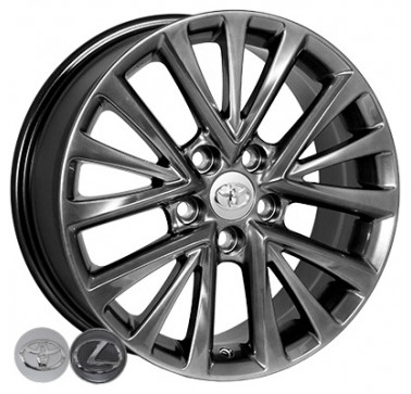 Диски ZF TL1361NW W7 R17 PCD5x114.3 ET45 DIA60.1 HB