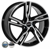 Диски ZF FE161 W8 R18 PCD5x108 ET49 DIA63.4 BMF