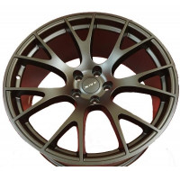 Диски Replica Dodge (DO772) W9 R20 PCD5x115 ET21 DIA71.6 MB