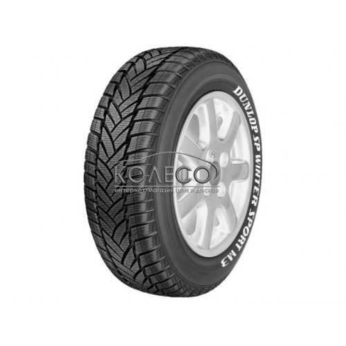 Dunlop SP Winter Sport M3 245/45 R18 96H