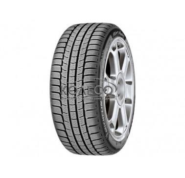 Легковые шины Michelin Pilot Alpin 2