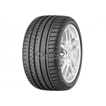 Continental ContiSportContact 2 295/30 R19