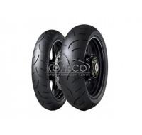 Мотошины Dunlop Sportmax Qualifier II 120/70 R17 58W