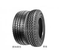 Легковые шины Kormoran VanPro B2 6.5 R16 108/107L C