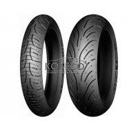 Мотошины Michelin Pilot Road 4 160/60 R17 69W