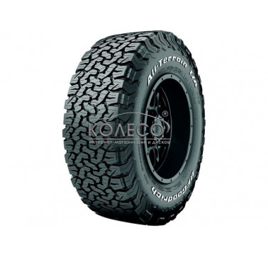 Легковые шины BFGoodrich All Terrain T/A KO2 265/65 R17 120/117S