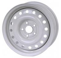 Диски Кременчуг ГАЗ 3110 W6.5 R15 PCD5x108 ET45 DIA58.1 белый