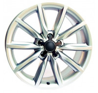 Диски WSP Italy Audi (W550) Allroad Canyon W7.5 R17 PCD5x112 ET28 DIA66.6 silver