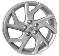 Диски WSP Italy Mazda (W1906) Eclipse W7 R17 PCD5x114.3 ET52.5 DIA67.1 silver