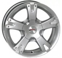 Диски RS Wheels 5025 W6.5 R15 PCD5x112/114.3 ET40 DIA67.1 RS