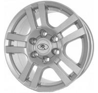 Диски Replica Toyota (268) Prado W8.5 R20 PCD5x150 ET60 DIA110.1 silver