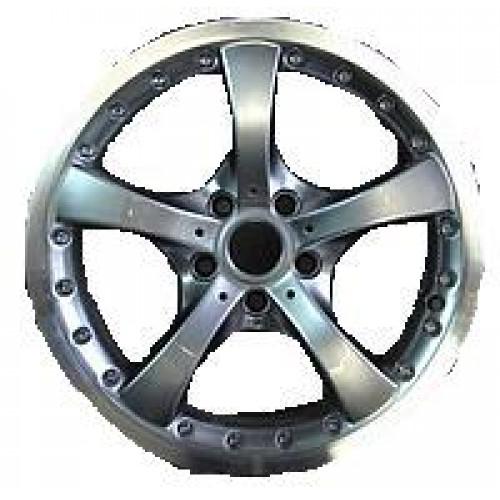 KH KH-510 W8.5 R18 PCD5x120 ET35 DIA74.1 silver