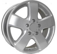 Диски TRW Z343 W6.5 R16 PCD5x118 ET45 DIA71.1 silver