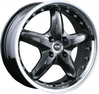 Диски Racing Wheels H-303 W7 R16 PCD5x114.3 ET40 DIA73.1 CBG/ST