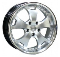 Диски Racing Wheels H-353 W7 R17 PCD5x112 ET40 DIA73.1 HPT/DP
