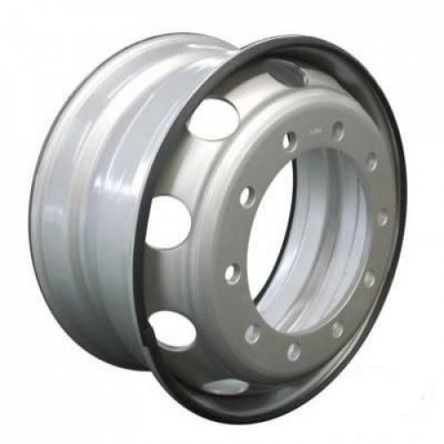 Lemmerz Steel Wheel W11.75 R22.5 PCD10x335 ET0 DIA281 black