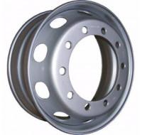 Jantsa Steel W11.75 R22.5 PCD10x335 ET0 DIA281 black