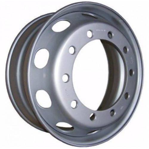 Jantsa Steel W9 R22.5 PCD10x335 ET177.5 DIA281 grey