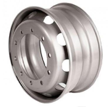Диски SRW Steel W6.75 R17.5 PCD6x222.25 ET131 DIA164 metallic