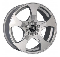 Диски Marcello MR-34 W7 R16 PCD5x100/112 ET38 DIA73.1 silver