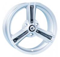 Replica Smart (A-R828) W6.5 R16 PCD3x112 ET27 DIA67.1 silver