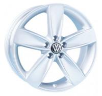 Replica Volkswagen (A-014) W7 R17 PCD5x100 ET40 DIA57.1 silver