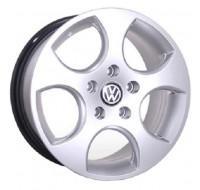 Replica Volkswagen (A-R163) W7 R17 PCD5x100 ET40 DIA57.1 silver